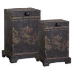 Melani Collection Decorative Boxes, (Set of 2) 19320