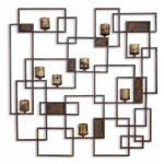 Siam Candle Light Wall Sculpture - 20850