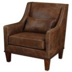 Clay Collection Leather Armchair 23030