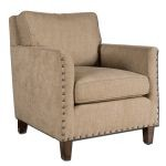 Keturah Collection Chenille Armchair 23066