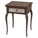 St. Owen Collection Mirrored End Table 24157