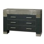 Razi Collection Metal Drawer Chest 24290