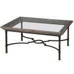Huxley Collection Wooden Coffee Table 24291