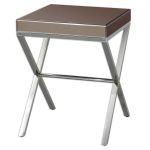 Lexia Collection Modern Side Table 24299