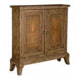 Maguire Collection Distressed Console Cabinet 25526