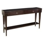 Antero Collection Espresso Console Table 25550