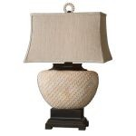 "Cumberland Collection 1-Light 29"" Ceramic Table Lamp 26533"