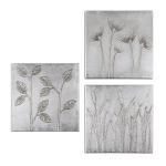 Sterling Trio Collection Canvas Art (Set of 3) 34204