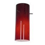 "Inari Silk Collection 4"" Rust Sky Glass Shade 23130-RUSKY"