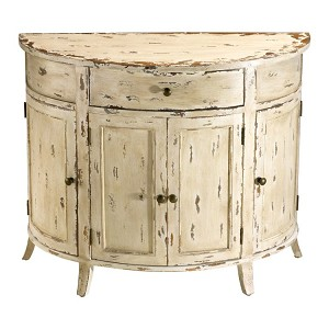 Gable Distressed Chest 04259