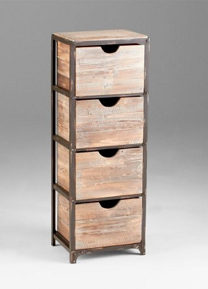 Talford Four Drawer Storage 04862