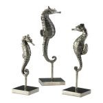 Seahorses On Stand 01865