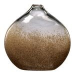 Small Russet Vase 02173