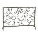 Circle Fire Screen 02244