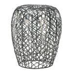 Open Grid Stool 02448