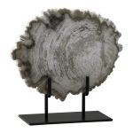 Small Petrified Wood On Stand 02598