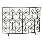 Casablanca Fire Screen 04007