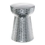 Chrome Cone Stool 04150