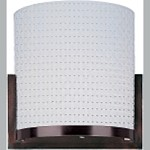 "Elements Collection 1-Light 7.25"" Oil Rubbed Bronze Wall Sconce E95080-100OI"