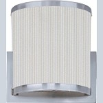 "Elements Collection 2-Light 11.5"" Satin Nickel Wall Sconce E95188-102SN"