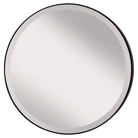 "Johnson Collection 28"" Oil Rubbed Bronze Mirror MR1127ORB"