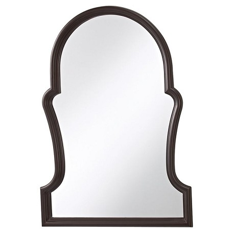 "Cleo Collection 28"" Oil Rubbed Bronze Mirror MR1130ORB"