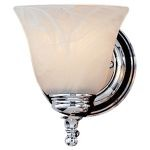 "Bristol Collection 1-Light 5"" Chrome Bathroom Vanity Light VS6701-CH"