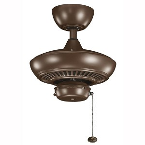 "Canfield Collection 52"" Coffee Mocha Ceiling Fan 320500CMO"