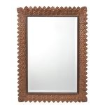 "Keaton Collection 28"" Antique Gold Mirror 78166"