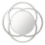 "Powell Collection 32"" Clear Mirror 78168"