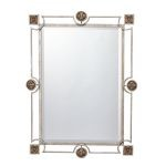 "Mauldin Collection 30"" Painted Metal Mirror 78171"