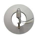 "Silver 8"" Recessed/Can Lighting Kit LA100"