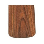 "Monte Carlo 52"" American Walnut Fan Blades MC5B130"