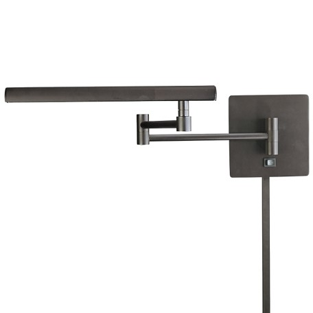 Dorian Bronze 1 Light Plug In Wall Sconce From The Madake Collection