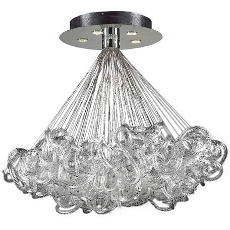 5 Light Chandelier Elegance Collection