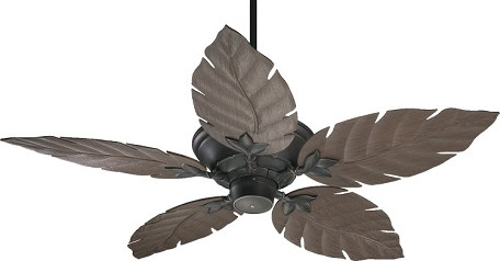 "Medallion 52 Patio Family 52"" Old World Outdoor Ceiling Fan 135525-95"