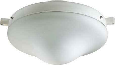 "Quorum International 6"" White Outdoor Light Kit 1377-806"
