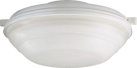 "Quorum International 4"" White Outdoor Light Kit 1378-806"