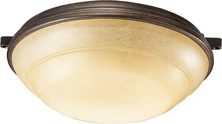 "Quorum International 4"" Toasted Sienna Outdoor Light Kit 1378-844"