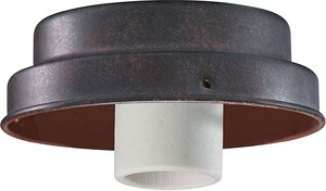 "Quorum International 2"" Toasted Sienna Outdoor Light Kit 4106-8044"