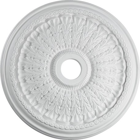 "Quorum International Family 27"" Studio White Ceiling Medallion 7-2609-8"