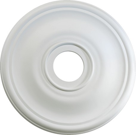 "Quorum International Family 18"" Studio White Ceiling Medallion 7-2818-8"