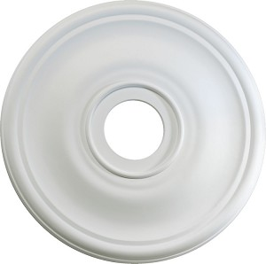 "Quorum International Family 30"" Studio White Ceiling Medallion 7-2830-8"