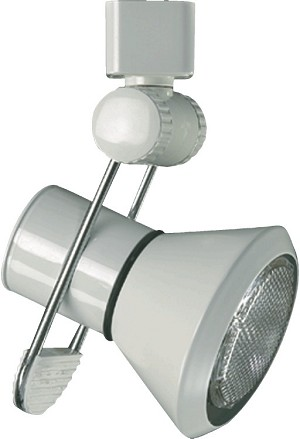 Quorum International White Track Light 7253-06
