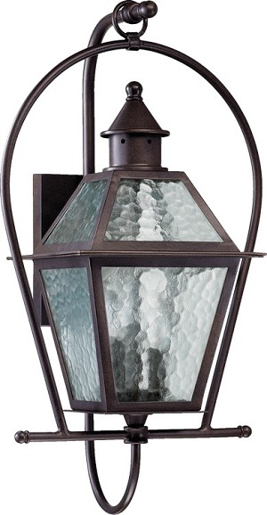 French Quarter Family 3-Light Oiled Bronze Outdoor Lantern 7919-3-86