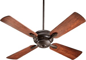 "Valor Family 52"" Oiled Bronze Ceiling Fan 81524-86"
