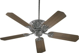 "Windsor Family 52"" Toasted Sienna Ceiling Fan 85525-44"