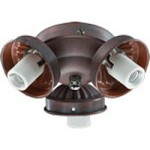 "Quorum International 3"" Cobblestone Light Kit 2303-1033"