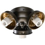 "Quorum International 3"" Oiled Bronze Light Kit 2303-9086"
