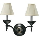 Ashton Family 2-Light Old World Wall Sconce 5436-2-95